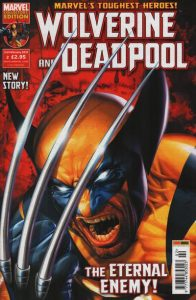 Wolverine and Deadpool #2 (2010)