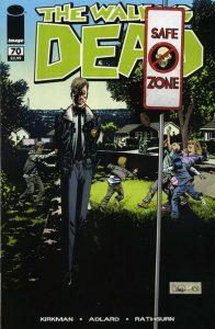 The Walking Dead #70 (2010)