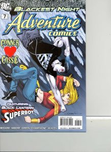 Adventure Comics #7 / 510 (2010)