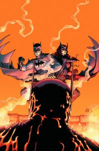 Batman and Robin #8 (2010)