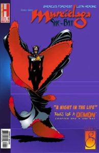 Murcielaga She-Bat #8 (2010)