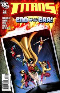 Titans #23 (2010)