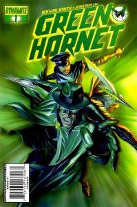 Green Hornet #1 (2010)