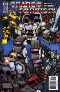 The Transformers #5 (2010)