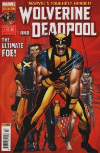 Wolverine and Deadpool #3 (2010)