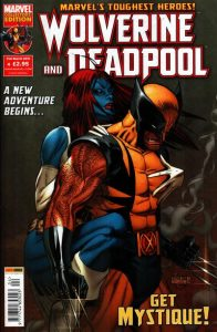 Wolverine and Deadpool #4 (2010)