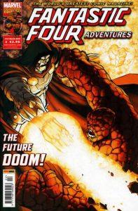 Fantastic Four Adventures #2 (2010)
