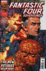 Fantastic Four Adventures #1 (2010)