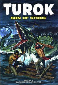 Turok, Son of Stone #5 (2010)