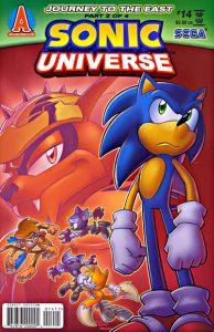 Sonic Universe #14 (2010)