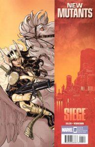 New Mutants #11 (2010)