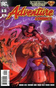 Adventure Comics #9 / 512 (2010)