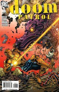 Doom Patrol #8 (2010)