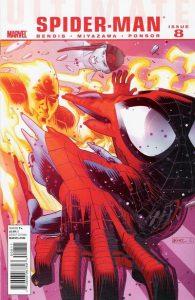 Ultimate Comics Spider-Man #8 (2010)