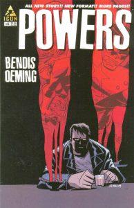 Powers #5 (2010)