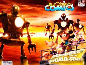 Walt Disney's Comics and Stories #705 (2010)