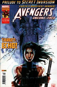 Avengers Unconquered #16 (2010)