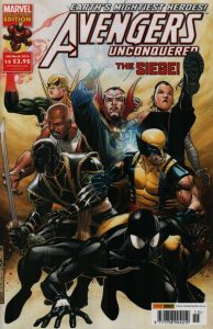 Avengers Unconquered #15 (2010)