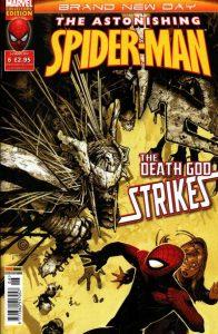 Astonishing Spider-Man #6 (2010)