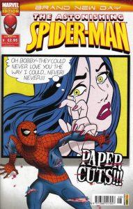 Astonishing Spider-Man #8 (2010)