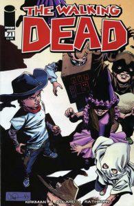The Walking Dead #71 (2010)