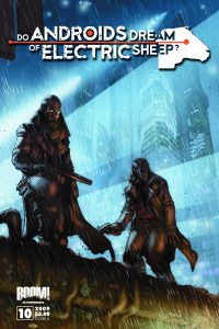 Do Androids Dream of Electric Sheep? #10 (2010)