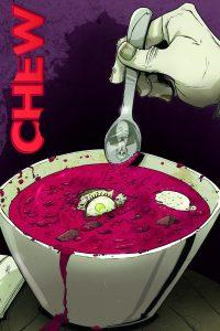 Chew #10 (2010)