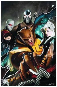 Secret Six #19 (2010)