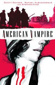 American Vampire #1 (2010)