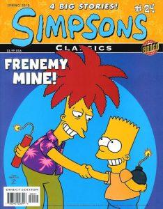 Simpsons Classics #24 (2010)