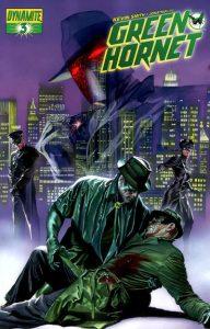 Green Hornet #3 (2010)