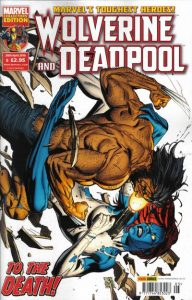 Wolverine and Deadpool #5 (2010)