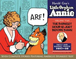 The Complete Little Orphan Annie #2 (2010)