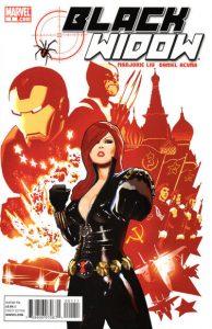 Black Widow #1 (2010)
