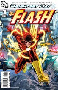 The Flash #1 (2010)
