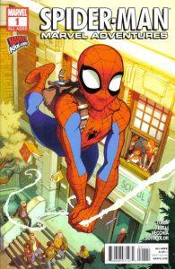 Marvel Adventures Spider-Man #1 (2010)