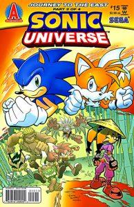 Sonic Universe #15 (2010)