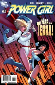 Power Girl #11 (2010)