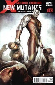 New Mutants #12 (2010)