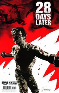 28 Days Later #10 (2010)