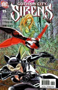 Gotham City Sirens #11 (2010)
