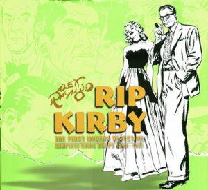 Rip Kirby #2 (2010)