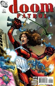 Doom Patrol #9 (2010)