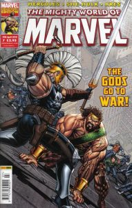 The Mighty World of Marvel #7 (2010)