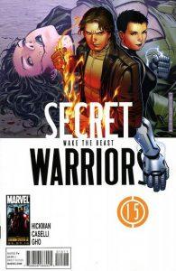 Secret Warriors #15 (2010)