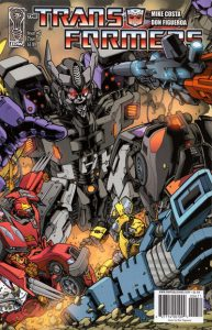 The Transformers #6 (2010)