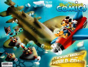 Walt Disney's Comics and Stories #706 (2010)