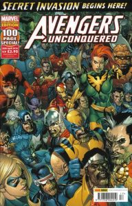 Avengers Unconquered #17 (2010)