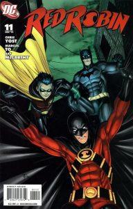 Red Robin #11 (2010)