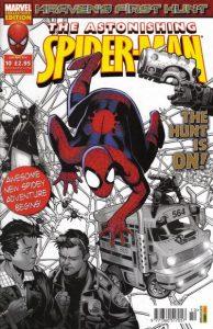 Astonishing Spider-Man #10 (2010)